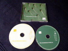 2xCD FM Soundselection 12 | 43 Tracks  FM4 M83 Gorillaz Patrice Roisin Murphy