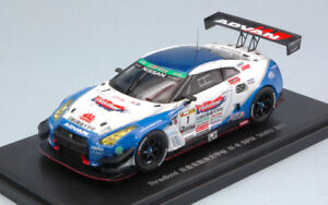Nissan Gt-r n ° 1 2e Super Taikyu 2017 T. Fujii / K. Hiramine Y. Uchida 1:43