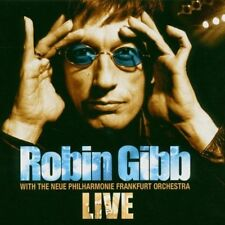 Robin Gibb - Live with Neue Philharmonie Frankfurt (2005)  CD  NEW  SPEEDYPOST
