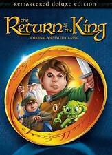The Return of the King (DVD, 2014, Deluxe Edition)
