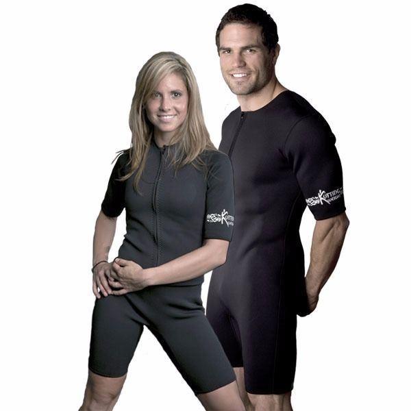 Kutting Weight Loss Sauna Sweat Suit Exercise Neoprene Unisex THE SAUNA SUIT