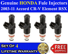NO INJECTORES 00 01 02 03 Acura TL Fuel Injector Rail With Hoses OEM