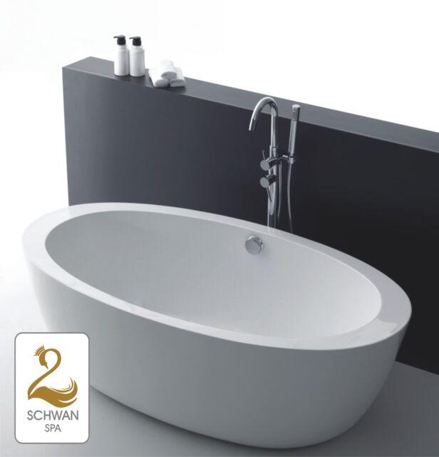 Design Badewanne freistehende Wanne Whirlpool SPA Pool Badezimmer Badmöbel Bad