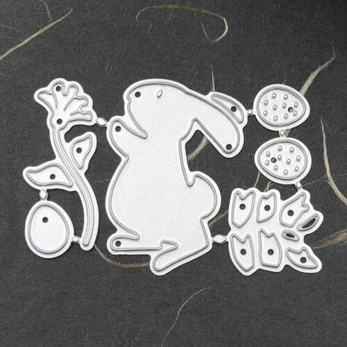 Metal Cutting Dies Scrapbook Embossing Die Stencils Album DIY Card Paper  #US