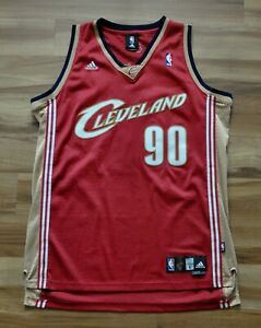 Details about DREW GOODEN #90 CLEVELAND CAVALIERS CAVS Adidas Swingman NBA Jersey Men Red L