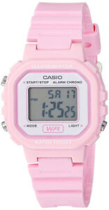 Casio-Women-039-s-Classic-Digital-Quartz-Resin-Pink-Watch-LA-20WH-4A1CF
