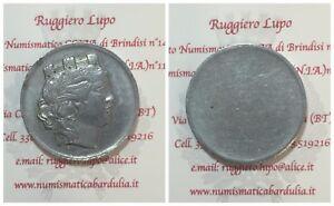 Royaume-D-039-Italie-Projet-20-Cents-Uniface-Jhonson-1907-RAR