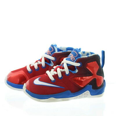 8fcf0452d6f Nike 808711-614 Toddler Child Lebron 13 Athletic Basketball Shoes Sneakers