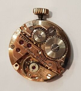 Suiza Señora Cuerda Cristal De Y Perfecta Esfera Maquina Reloj Con Detalles Luber yN0vwP8mnO