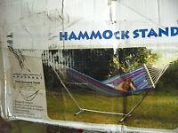 Amazonas Sumo Silver Hammock Stand & Hammock N-w