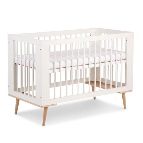 Lattenrost Maße:Clamaro /'Cozy/' 120 x 60 Babybett Gitterbett Kinderbett inkl
