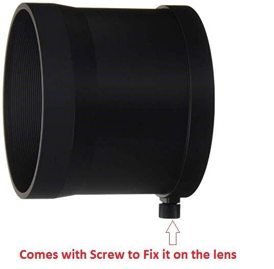 Sigma LH1164-01 Lens Hood para 150-600mm F5-6.3 Dg OS Hsm Lente S Reino Unido stock