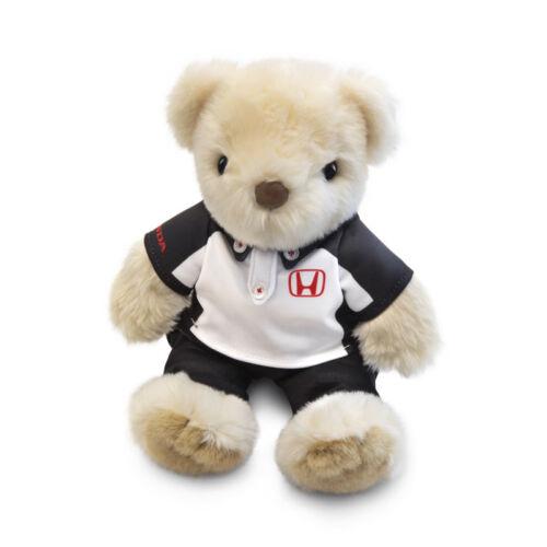 Honda Racing Mechanic Teddy bear Plush stuffed animal Honda Official from Japan