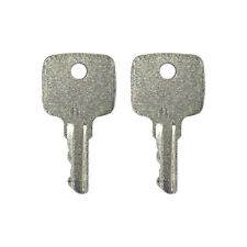 2 Ignition Key For John Deere Tractor Combine Loader Ar51481 At195302 At145929