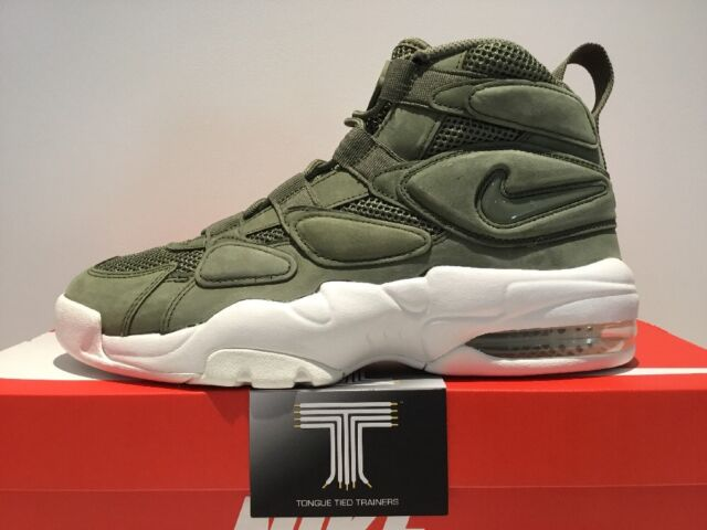 Nike Air Max 2 Uptempo QS II Urban Haze Men Basketball Shoes Limited ... aa0ae5b03