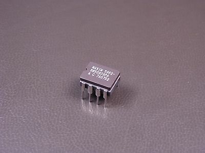 MAX492CSA Maxim Integrated Dual Micropower Op-Amp 8pin SOIC Quantity: 2 pieces