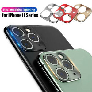 Phone-Ring-Back-Camera-Lens-Protective-Cover-Glass-Film-For-IPhone-11-Pro-Max