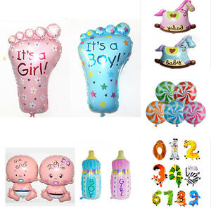 Boy-Girl-Baby-Shower-Foil-Helium-Balloons-Christening-Birthday-Party-Decoration