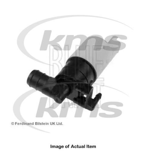 New Genuine BLUE PRINT Windscreen Water Washer Pump ADT30309 Top Quality 3yrs No