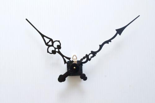 long barrel Quartz clock pendulum mechanism needles giant style 31//37cm