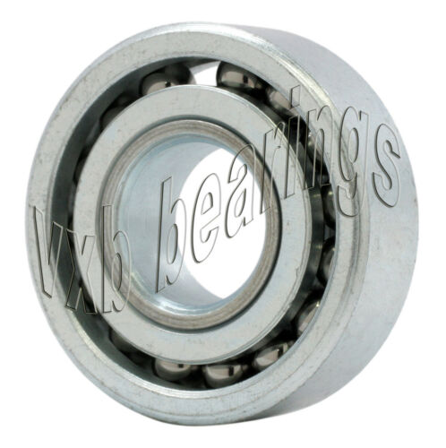 """Unground Full Complement Ball Bearing 1//2/""""x1 1//4/""""x 3//8/"""" inch Heavy Duty Wheel"""