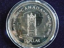 Kanada, 1 Dollar, 1977,  25 Jt. der Trohnbesteigung,  Silber.! orig.! St.!