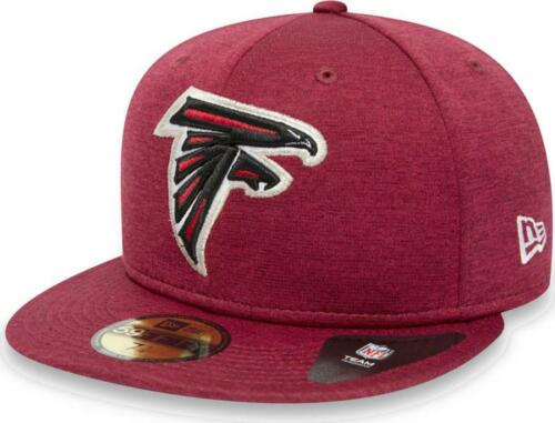 New Era Atlanta Falcons Shadow Tech Cap Red 59fifty 5950 Fitted Limited Edition