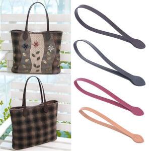 2pcs//lot 62cm Leather Bag Strap Handle Shoulder Bag Belt Band for Handbag FBDU