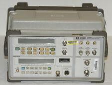 Hewlett Packard Hp 11758a Digital Radio Test Set Withoption H01