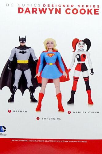DC COMICS Designer Series Supergirl by Darwyn Cooke circa 16cm DC Collectibles