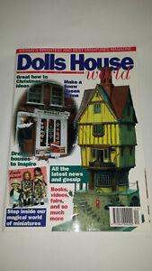 Belle Maison De Poupées Monde Magazine Issue 34-afficher Le Titre D'origine