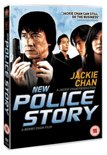 1 of 1 - New Police Story DVD (2007) Jackie Chan