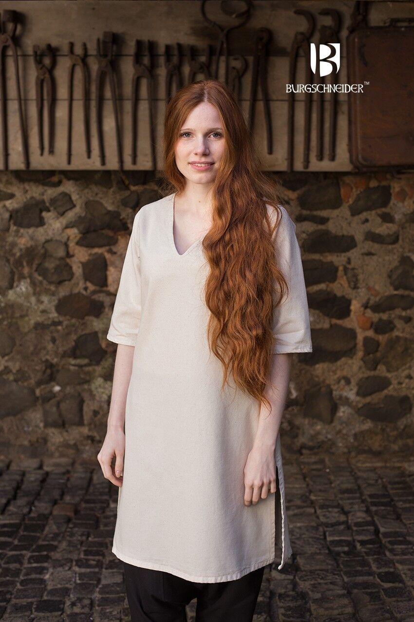 Medieval Untertunika Women Underwear Tunic - Natural From Burgschneider
