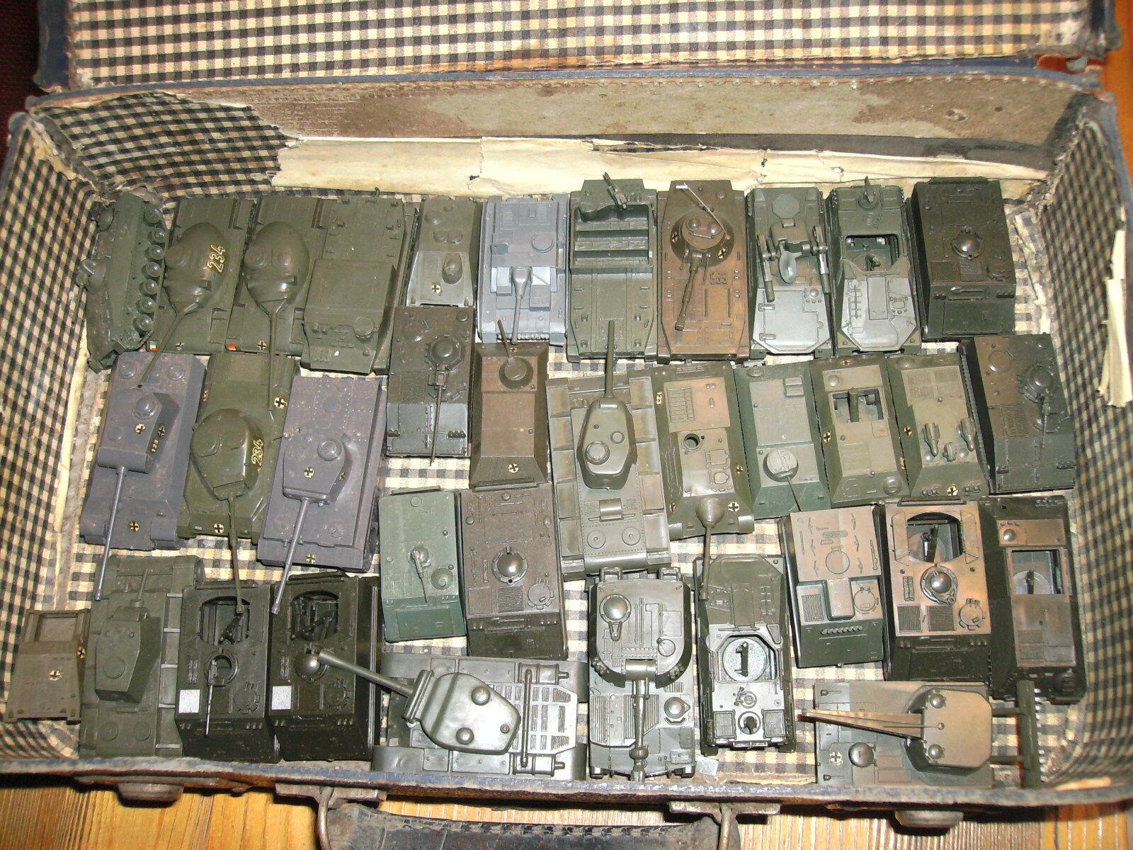 Alte Roskopf und Roco Tank Panzersammlung aus den den den 70er Jahren  | Deutsche Outlets  4711b1