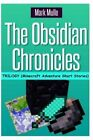 The Obsidian Chronicles Trilogy: (Minecraft Adventure Short Stories) by Mark Mulle (Paperback / softback, 2014)