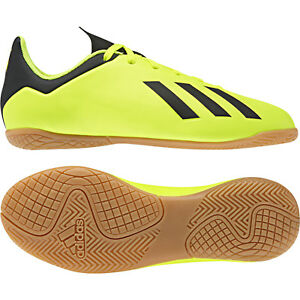 d502990a11ab Adidas Kids Shoes Boys Soccer X Tango 18.4 Indoor Boots Football ...