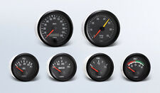 VDO Cockpit Series Analog 6 Gauge Sets & EMPI speedometer cable conversion kit