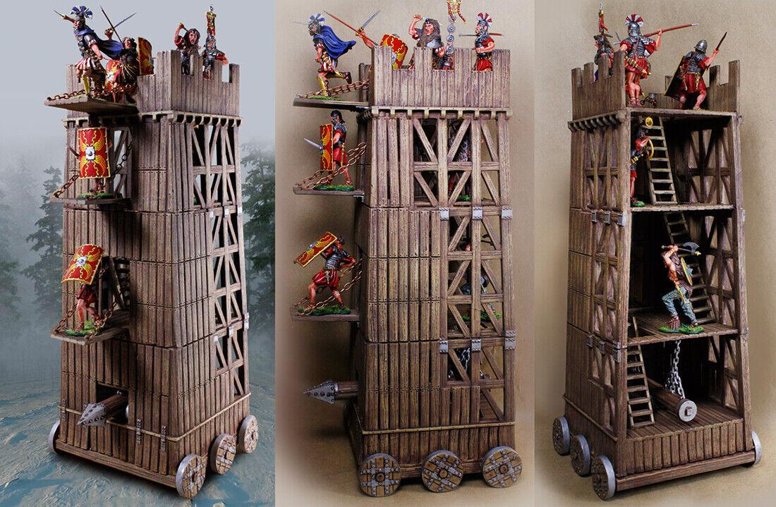 Collezionisti Showcase Romana Impero Csseige1 Assedio Torre MIB
