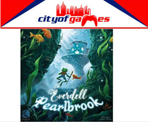 Everdell Pearlbrook Expansion Board Game Brand New In Stock
