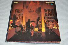 ABBA - The Visitors - Pop 80er 80s - Album Vinyl Schallplatte LP