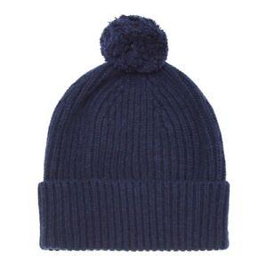 Cashmere Puro Cappello Cappello Ponpon Cashmere Ponpon Cashmere Puro Puro dI4Swq