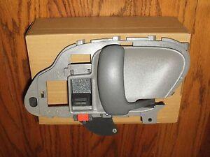 New Chevy Silverado Inside Door Handle Gray Front Right 1995 1996 1997 1998 1999 Ebay