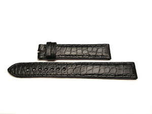 Cinturino-Coccodrillo-EBERHARD-Nero-16-5mm-ref-614-per-8-delle-20017-20022-21017