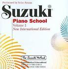 Suzuki Piano School Vol. 1 New International Edition CD von Shinichi Suzuki (1993, CD)