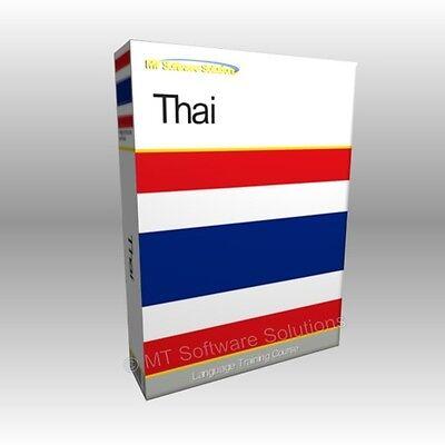 Software Bildung, Sprachen & Wissen Beliebte Marke Learn Thai Fluently Language Learning Training Schnelle WäRmeableitung