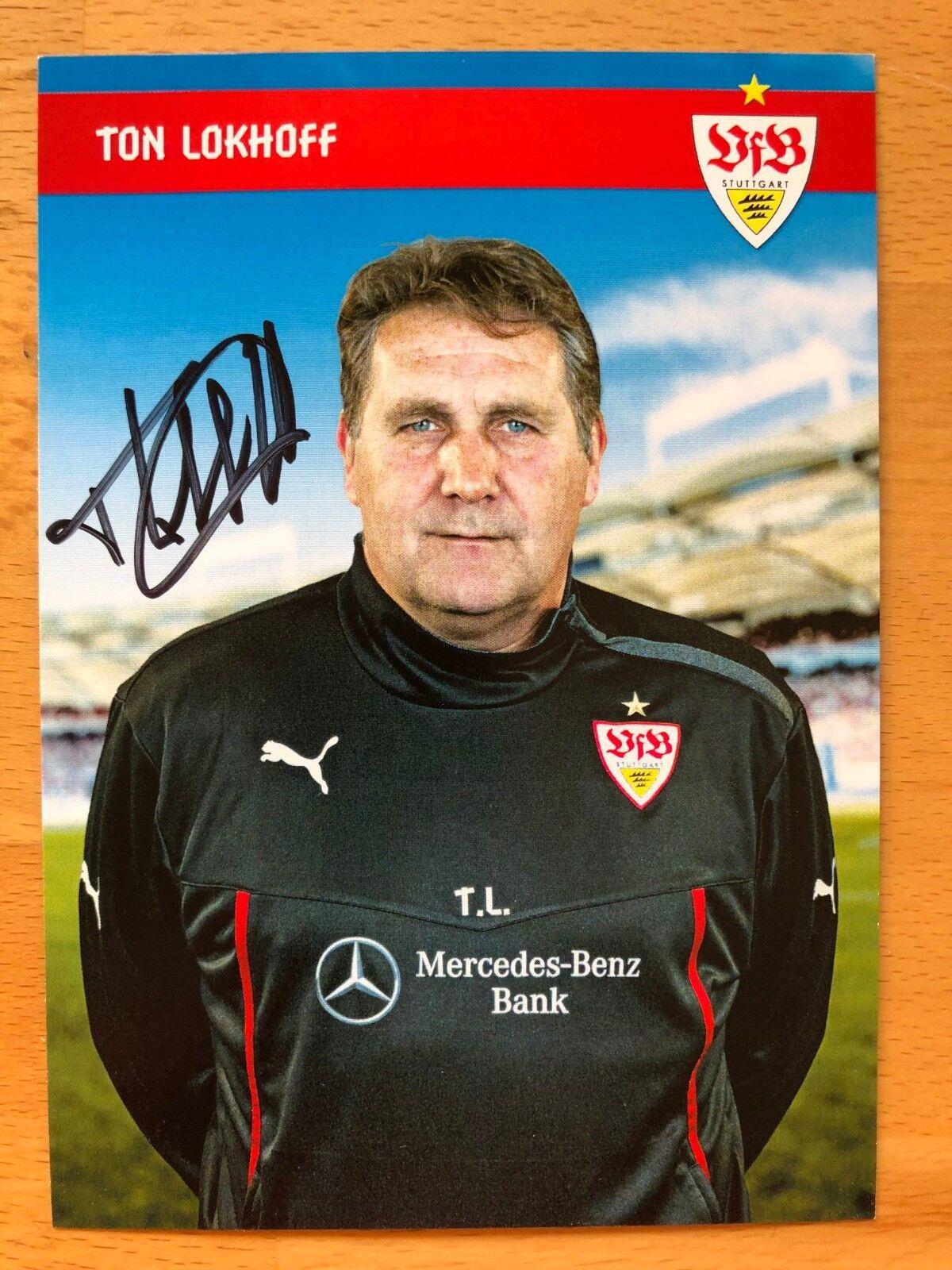 Vfb Stuttgart Autographe 2013-14 Original Signé 1 Ak au Choix Choix au d8fc52