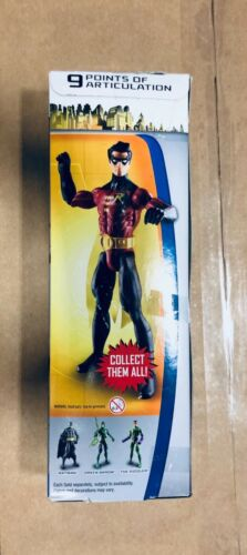 "DC Comics 12/"" Robin Action Figure Unlimited NIB"