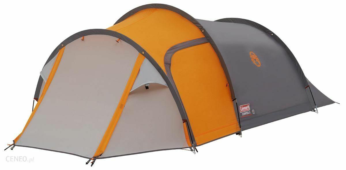 Coleman Cortes 3 Tenda da campeggio 3-Uomo Tenda Famiglia Tenda a tunnel Tenda cupola Outdoor