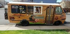Chevrolet P30 20 Catering Food Bus Used Mobile Food Unit For Sale In Colorado