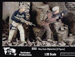 1-35-RESIN-FIGURES-VERLINDEN-2312-NAVY-SEALS-AFGHANISTAN-NEW